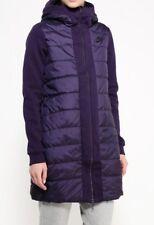 Nike Women's Advance 15 Purple Parka - Small - New ~ 805345 524