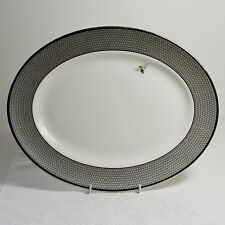 "Kate Spade  ""CRESCENT DRIVE""  Large Oval Platter  - 34cm - LIMITED EDITION"