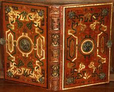 INKUNABEL PRACHT EINBAND BONIFATIUS VIII. CLEMENS V. BLACKER TORTIS VENICE 1496