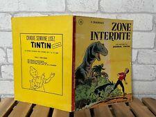 RARE EO // POM ET TEDDY N°6 // ZONE INTERDITE // CRAENHALS 1964 // TINTIN JE28