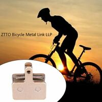 4 Pairs/SET Durable MTB Mountain Bike Bicycle Parts Full Metallic Brake Pads nz