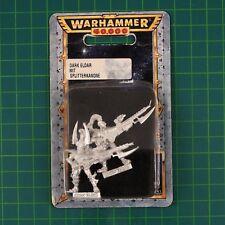 Dark Eldar astilla Cannon drukhari Warhammer 40k metal blister #2 OOP 11133