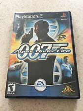 James Bond 007 in Agent Under Fire Greatest Hits - Playstation 2 Complete CIB