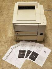 HP LASERJET 2200DTN LASER PRINTER