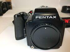 Pentax 645 Medium Format SLR Film Camera Body Only From Japan, 180996, FREE SHIP