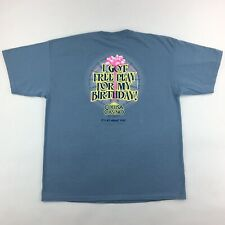 "Vintage Colusa Casino Resort ""I Got A Free Play For My Birthday!"" Men's T-Shirt"