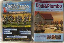 Magazines - Collana completa - Dadi & Piombo - 65 numeri