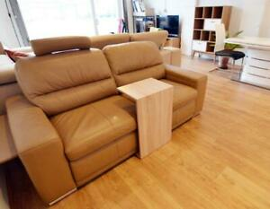 Side table, living room coffee table, in oak sonoma colour, recliner table!
