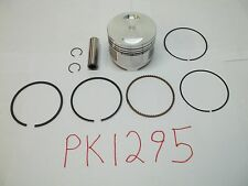 HONDA PISTON KIT XR 200 / XL 200 / XR 200R .75 MM OVER SIZE 66.25 MM NEW