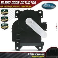 AC Heater Blend Door Actuator Temperature for Toyota Avalon Camry Solara 604-960