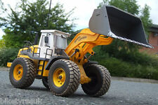 HOBBY ENGINE FULL-FUNCTION WHEELED LOADER