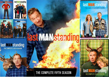 Last Man Standing: The Complete Series DVD Season 1-8 Brand New & Factory Sealed