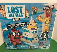 Hasbro Lost Kitties game. New in box. Factory Sealed