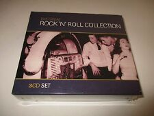 The Great Rock And Roll Collection CD Box Set 3CDs 54 Tracks Aussie Import NEW