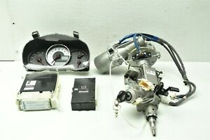 2013 Scion FR-S ECU Key Instrument Cluster Integrated Unit Combo 13 Manual MT