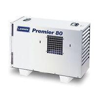 LB White Premier 80 DF Dual Fuel Ductable Tent/Construction Heater, NG or LP