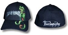 Official Cradle of Filth Thornography Snake Tongue Fitted Baseball Cap Hat