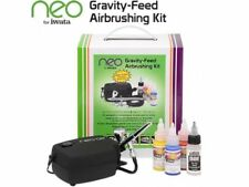 Neo for Iwata Gravity-Feed Airbrushing Kit (Ref: CIW120) Air Brush From Chronos