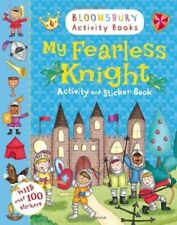 My Fearless Knight Activity and Sticker Book (Sticker & Activity Book), New Book
