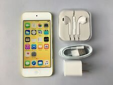 Apple iPod touch 5th Generation Yellow (32GB) mint