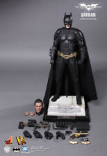 Batman DX12 The Dark Knight Rises Hot Toys Christian Bale 1/6 Sealed Shipper