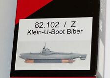 Artmaster 82.102 Klein U-Boot Biber 1:220 Spur Z Bausatz Neu / OVP