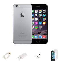 IPHONE 6 REFURBISHED 16 GB GRADE B BLACK GREY ORIGINAL APPLE SECOND HAND