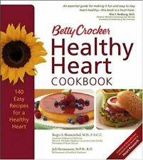 Betty Crocker Healthy Heart Cookbook  Betty Crocker Cooking