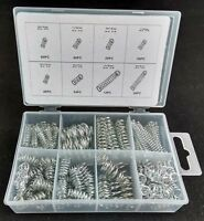 246 teiliges Set Druckfedern Feder Sortiment Stahlfedern inklusive Box ToolTech