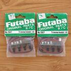 2x Futaba TX Switches No. 1507 Trimmermodul