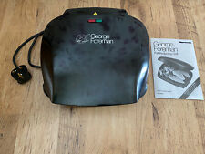 George Foreman Fat Reducing Grill. Model 18870