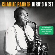 Charlie Parker - Bird's Nest - 50 Jazz Masterpieces 2CD 2013 NEW/SEALED