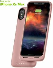 Mophie Juice Pack Air Pack Case for iPhone Xs Max, Pink