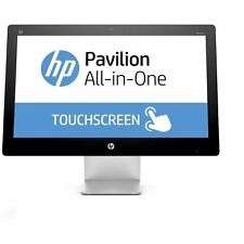 "HP Pavilion 23-Q110NA 23"" écran Tactile All in One AMD A10-8700P 8 Go RAM 500 Go Disque dur"