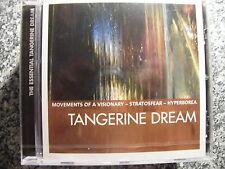 CD Tangerine Dream / The Essential – Album OVP