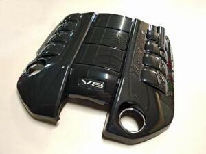 Holden Commodore VE 6L V8 Custom Carbon Fibre Style Engine Cover SS SSV L98 L77