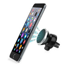 360 Rotating Magnetic Mount Car Air Vent Mobile Phone Holder Stand GPS Sat