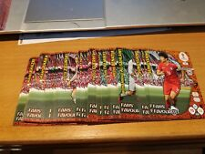 Panini World Cup 2018 Russia  Fans Favourite  Pick any 4 from the list for £1