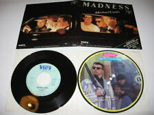 "MADNESS - MICHAEL CAINE - GERMAN LTD EDITION 7"" WITH SUN AND RAIN PICTURE DISC"
