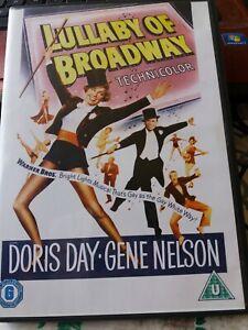 Doris day dvdLullaby Of Broadway