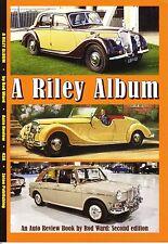Book - Riley History Nine RM Pathfinder 1.5 4/68 4/72 Elf Kestrel - Auto Review