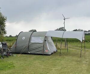 Coleman CoastLine 4 Deluxe Tent With Canopy