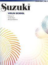 SUZUKI VIOLIN SCHOOL Vol 3 Violin part REVISED