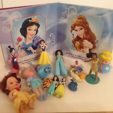 Disney Princess Dolls & Book - Mixed Lot - All from USA - Stocking Fillers Xmas