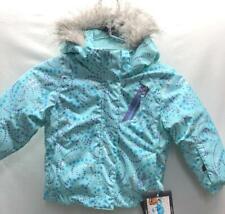 Spyder Bitsy Lola Snow Ski Winter Jacket Size 2 Cil Pinwheel Print Purple NEW