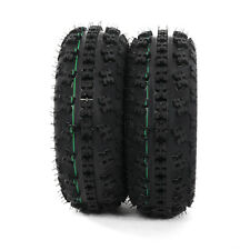 Pair of Front left and right Tire 4ply 21X7-10 Oshion ATV Tires 21 7 10 21x7x10