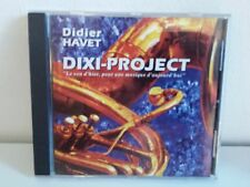 CD ALBUM DIDIER HAVET Dixi project DOC040