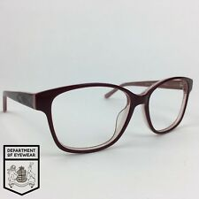 ea5332f06b C LINE eyeglasses MAROON SQUARE glasses frame MOD CNEF29