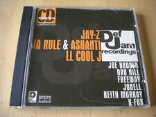Def Jam recordings	CD	2003	rap R&B Jay-Z Ja Rule Ashanti LL Cool J Dru Hill