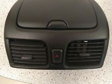 2000-2006 nissan sentra center dash compartment black in color